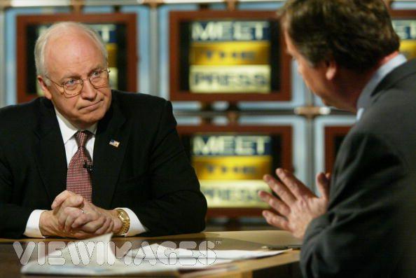 Tim Russert, Dick Cheney, and 9/11 -