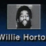 Still image from the Willie Horton ad