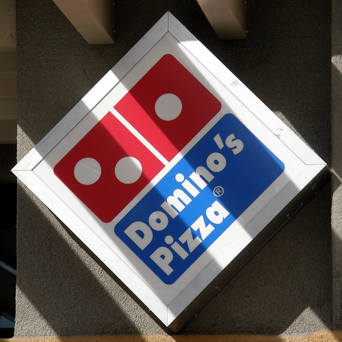 Domino's Pizza by Nemo's great uncle