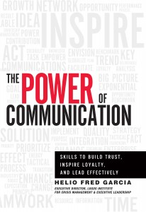 The Power of Communication - High Quality Cover