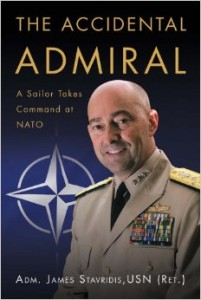 Accidental Admiral Book Cover