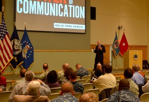 Teaching at US Defense Logistics Agency