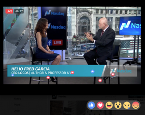 Live from NASDAQ Studios in Times Square