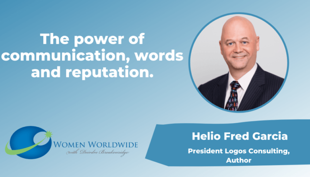 LOGOS IN THE NEWS: Helio Fred Garcia Interviewed on Women Worldwide